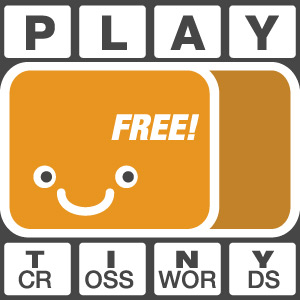 Get Tiny Crosswords for iPhone and iPad!